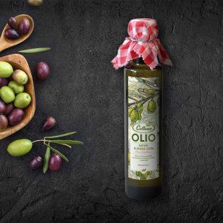 Cottone natives Olivenöl extra - Flasche 0,25 L
