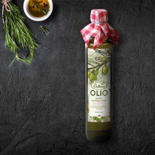 Cottone natives Olivenöl extra - Flasche 0,5 L