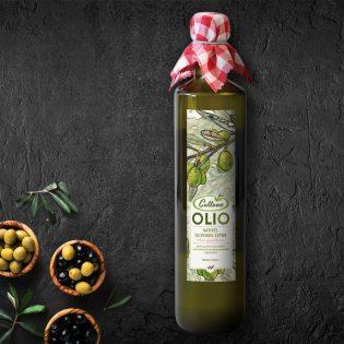 Cottone natives Olivenöl extra - Flasche 0,75 L