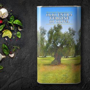 Cottone natives Olivenöl extra - Kanister 3 L