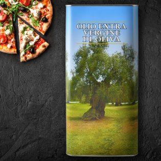 Cottone natives Olivenöl extra - Kanister 5 L