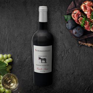 Weingut Carlo Sani  Susumaniello IGT 0,75 L